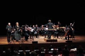 Piccola Orchestra '900, direttore Simone Veccia